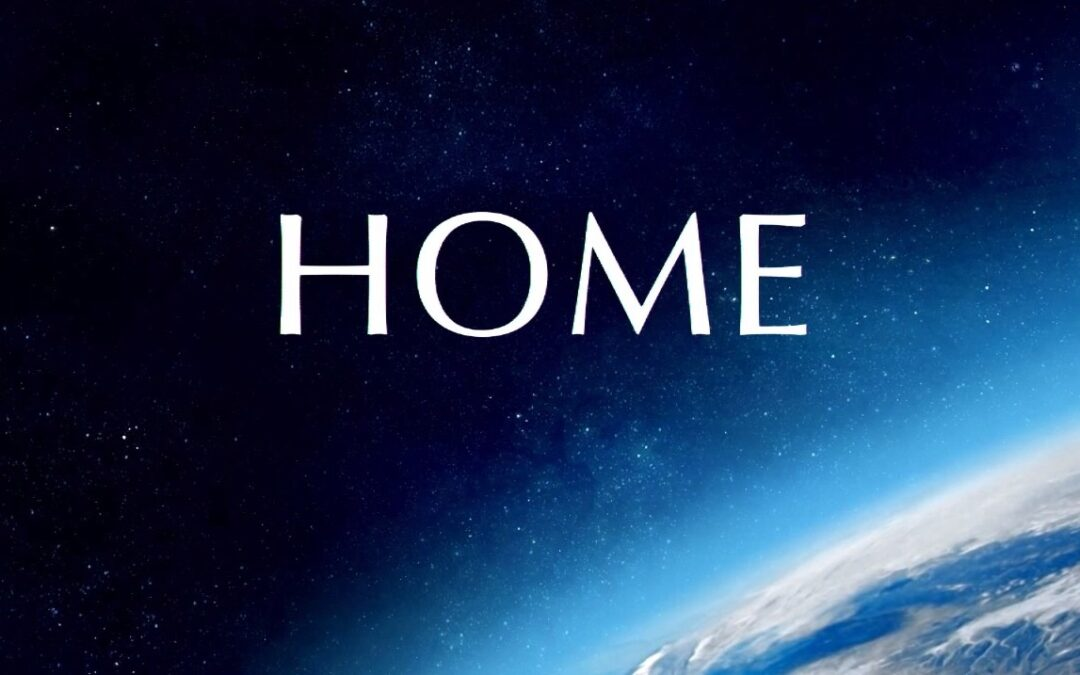 Home – Fragile Earth in Wide-Angle