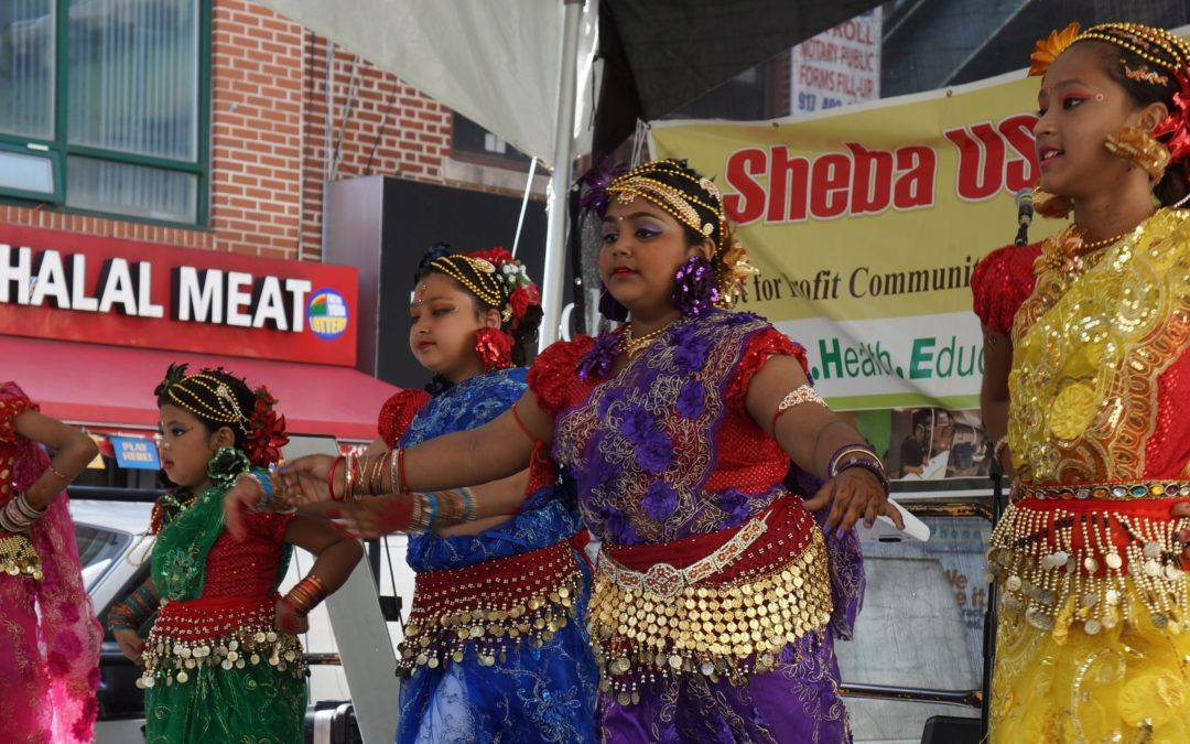 Cultural Program and Street Fair 2013